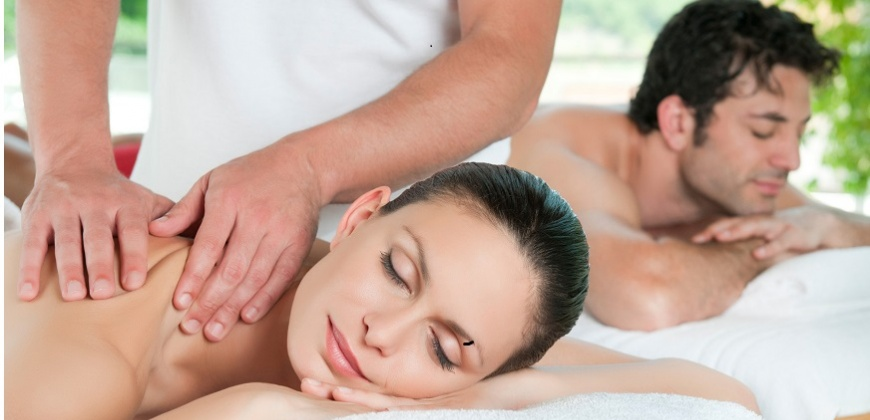 Spa treatments for 2